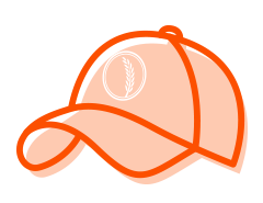 ball cap join team icon