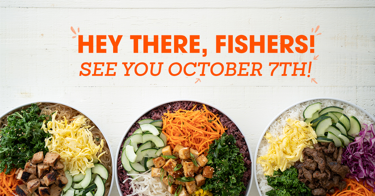 Hey there, fishers! See you October 7th